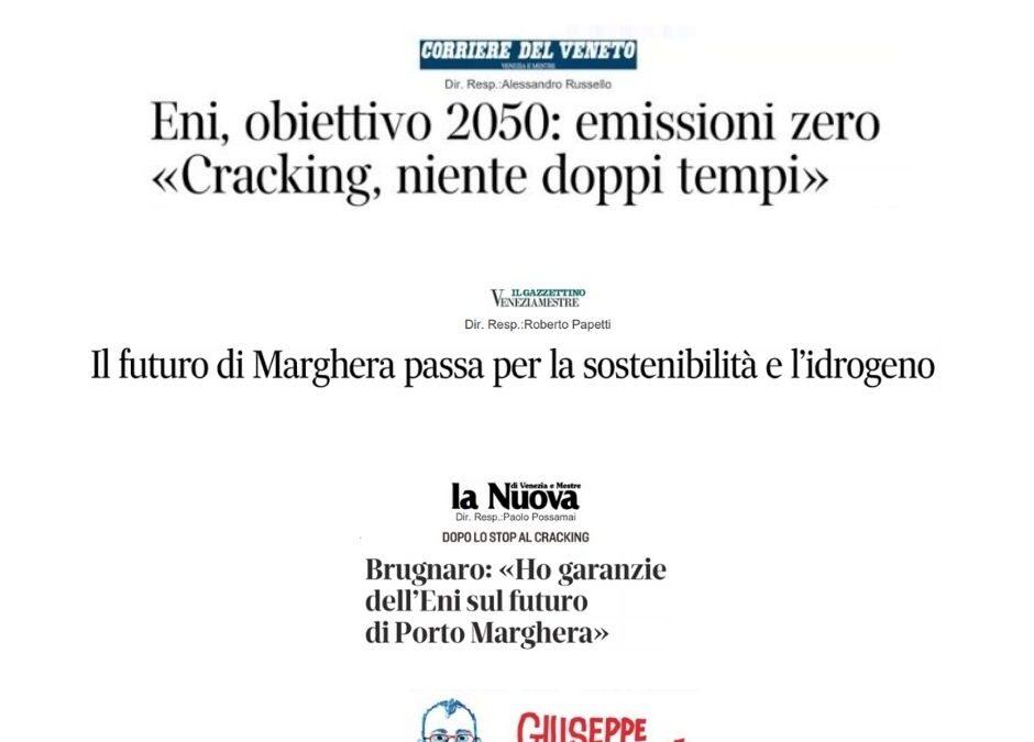 Il futuro sostenibile di Porto Marghera