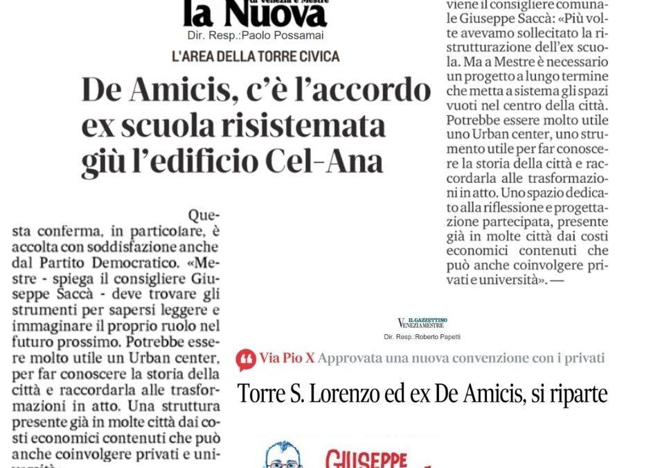 Ex Scuola De Amicis